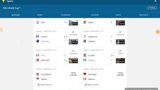 FIFA World Cup 2018 all matches schedule [ Net biZ ]