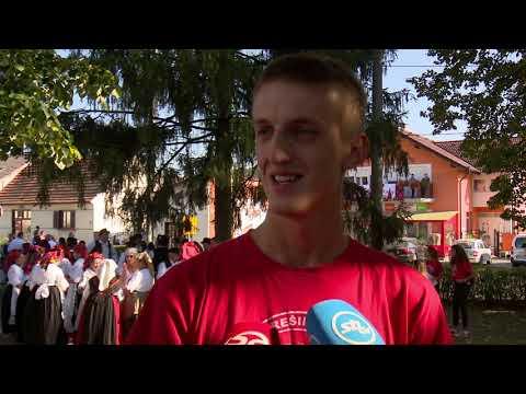 """SBTV - DNEVNIK - 11. """"RAKIJADA"""" U PODCRKAVLJU - 24.09.2018."""