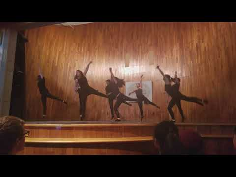 Phillips exeter dance assembly contemporary club 2/23/18