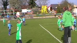 Fotbalová přípravka Ďáblice-Vinoř 2012