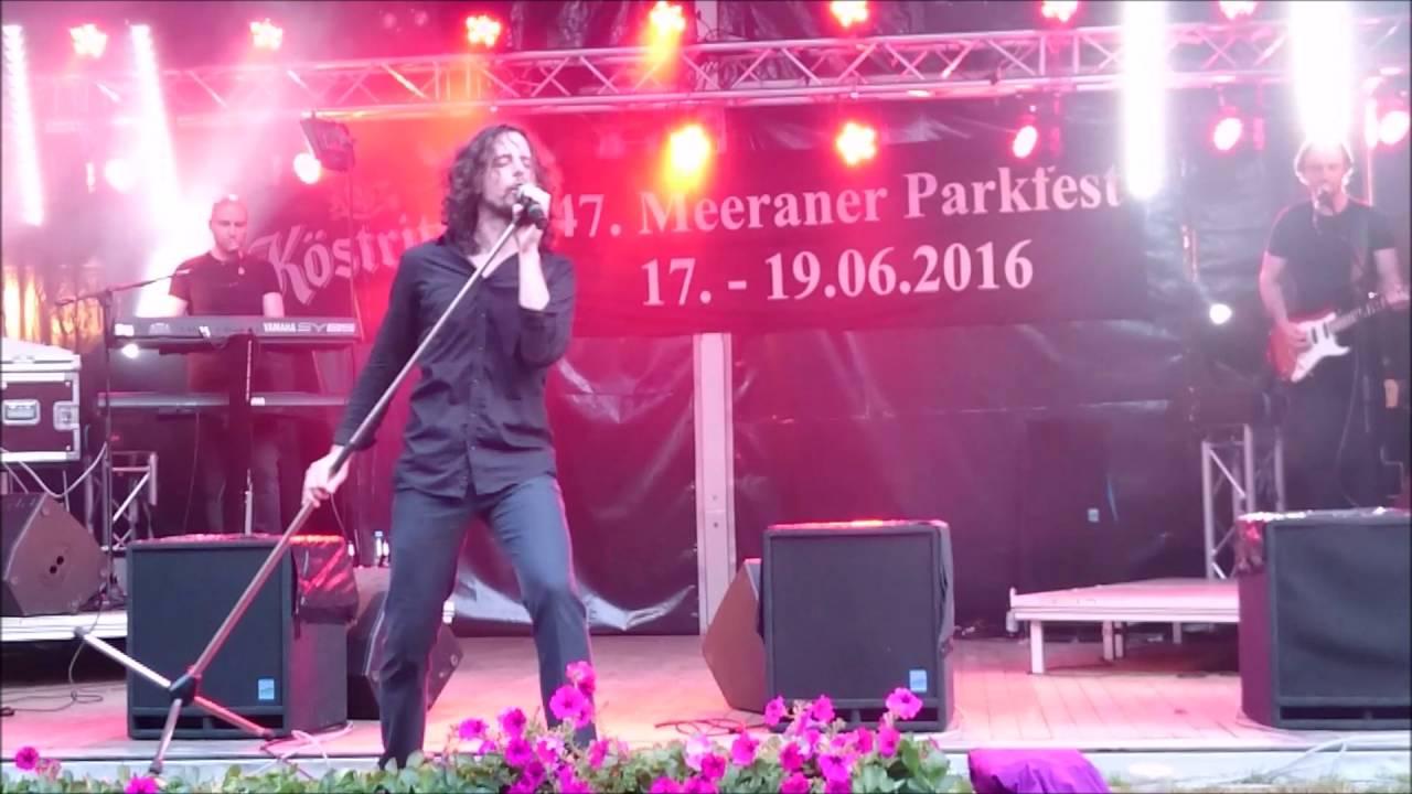 Download Forced To Mode - Blasphemous Rumours - Live 18.6.2016 Meerane beim 47. Parkfest