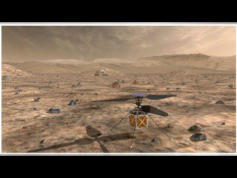 NASA will send an autonomous helicopter to Mars in 2020 - National