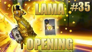 Fortnite Saving the World LAMAS SM-RG-SBORD?! ONLY LEGENDAIRES! #35