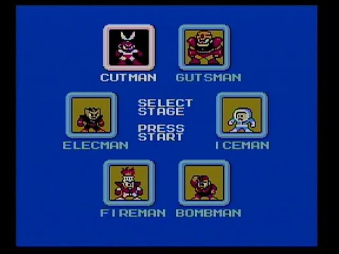 Mega Man - Software Agents Stream