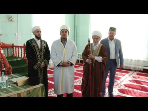 """В центральной мечети """"Нур"""" Заинска - новый имам"""
