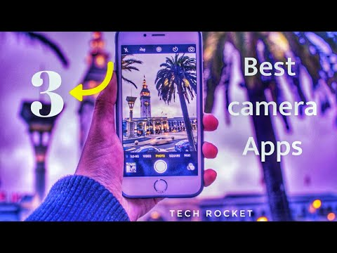 | Best Camera Apps For Android| Slow Motion Video Maker,Augmented Reality,photo Effects