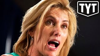 Laura Ingraham's Rant Goes Off The Rails