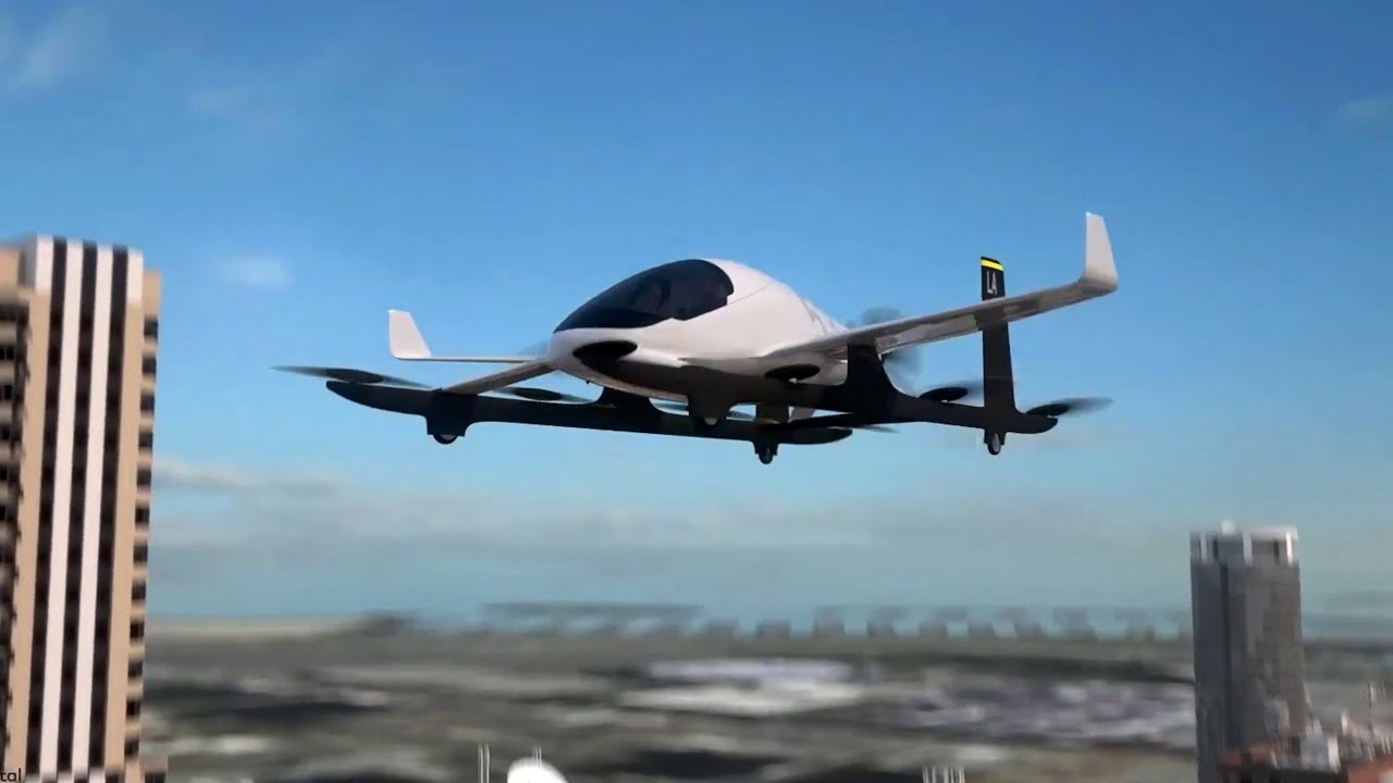 Uber Invests In Plans For Electric VTOL Air Taxi Network AINtv