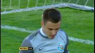 Севастополь - Таврия 1-1 (пен. 4-1). Кубок Украины. Голы, пенальти