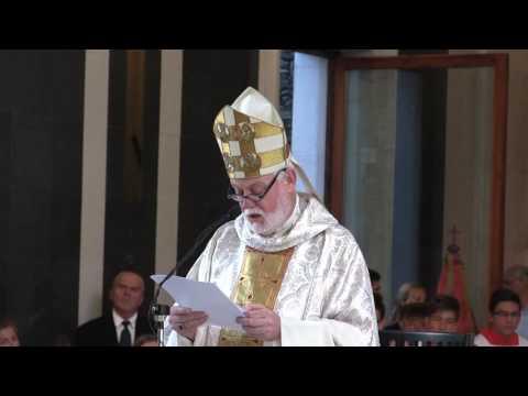 Homilia Mons. Paul Richard Gallagher a la Diada de Meritxell 2016