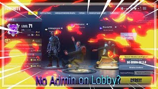 Fortnite Buggy Lobby➤No admin is on the Lobby?! [Deutsch/HD]