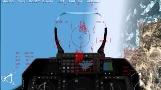 F 22 Total Air War, some bvr.