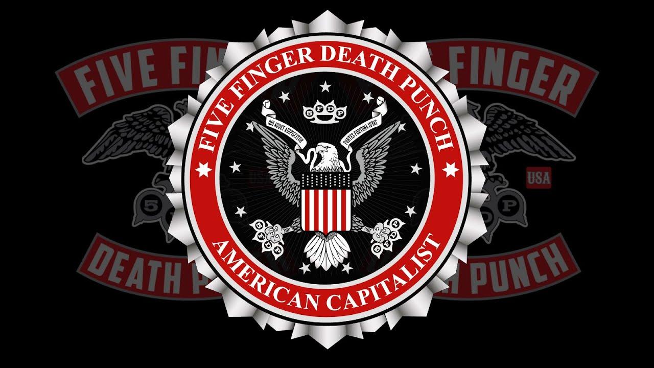 Five Finger Death Punch Lyric Wallpaper