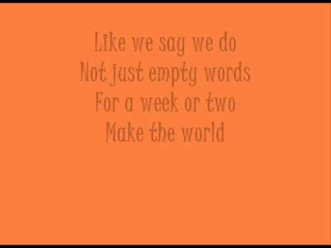 The Beloved - Sweet Harmony (With Lyrics)