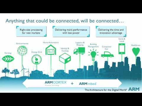 IoT Central: From Sensor to Server: The Embedded Ecosystem of IoT, with Jim Edson, ARM