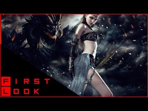 Forsaken World Gameplay - First Look HD