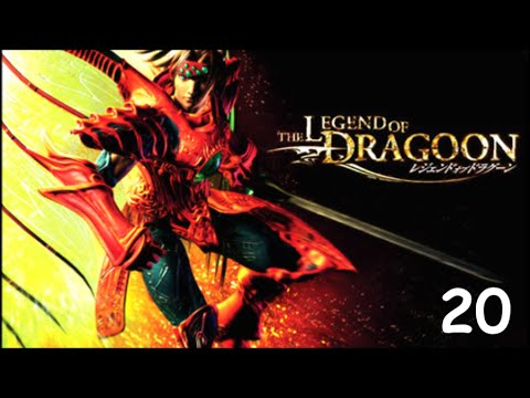 Let's Play Legend of Dragoon Blind!  Episode 20:  Royal Decree