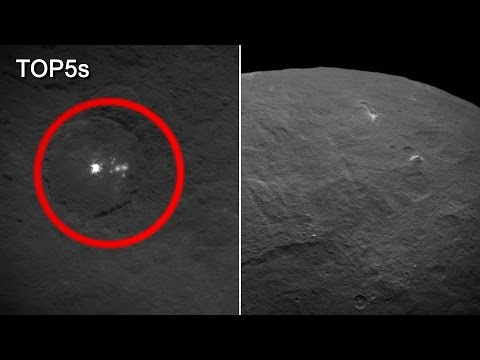 5 Space Discoveries & Mysteries That Could Prove Alien Life Exists