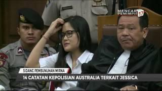 Inilah 14 Laporan Kasus Jessica di Australia
