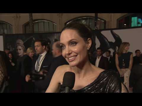 Maleficent Mistress Of Evil Premiere Videos (1 Of 3)