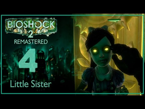 Bioshock 2 Remastered #4 - Little Sister / Gameplay Español PC PS4 Xbox One 7GHOOST