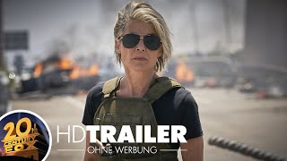 Terminator: Dark Fate | Offizieller Trailer | Deutsch HD German (2019)
