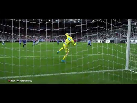 FIFA 16 Paul Pogba longshot