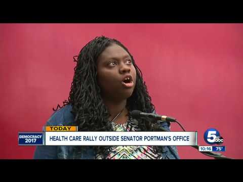 WEWS (ABC Cleveland):  Our Lives on the Line day of action to show support for health care