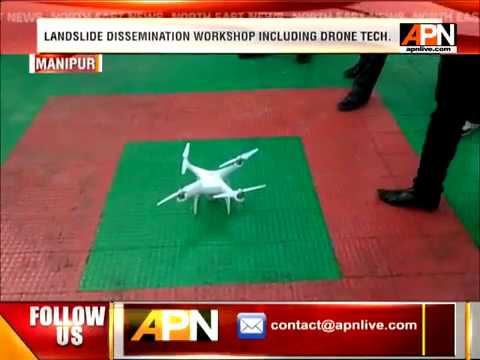 Department of science and Technology donated drone to MU