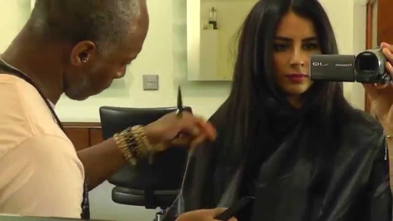 Cutting My Foxy Locks Clip In Hair Extensions Jet Black