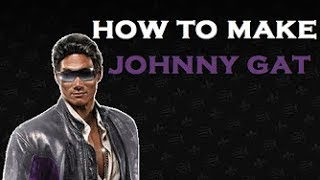 How to Make Johnny Gat in Saints Row IV (GAT V DLC REQUIRED)