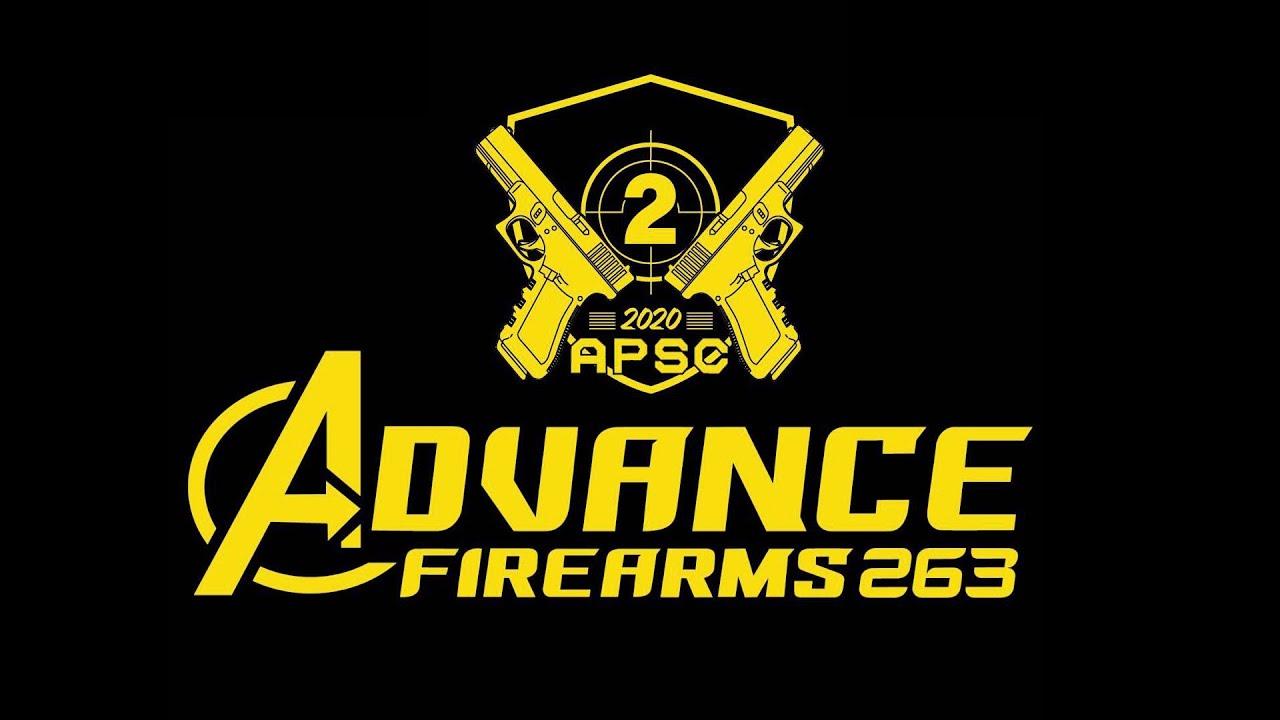 การยิงปืนพกขั้นสูง (Advance Firearms) รุ่นที่ ๒ ประจำปีงบประมาณ พ.ศ. ๒๕๖๓ APSC263