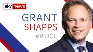 Shapps says allegations Cummings made second Durham trip are 'untrue'