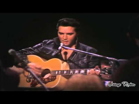 Elvis presley heartbreak hotel second sit down show