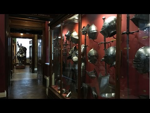 Agincourt arms and armour at The Wallace Collection (MHM 65)