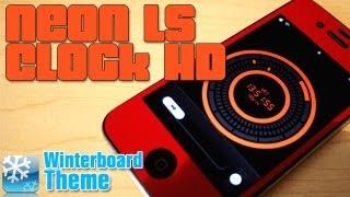 Video Neon LS Clock HD | Super Theme Para Tu Lockscreen iPhone 4/4s y iPod Touch 4g download MP3, 3GP, MP4, WEBM, AVI, FLV Juni 2018