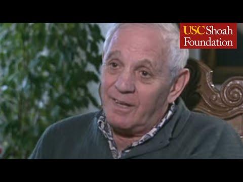 Jewish Survivor George Weiss Testimony