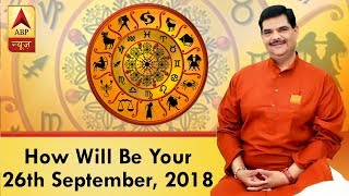 GuruJi With Pawan Sinha: Know how will be your 26th September, 2018 based on your zodiac s