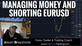 Managing Other Peoples Money & Shorting EURUSD