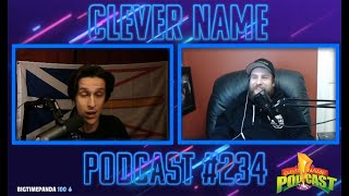 Mitochondria Is The Powerhouse Of The Cell - Clever Name Podcast 234 -