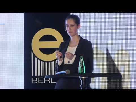 EBE 2017: Nadine Litchfield (Germany Trade & Invest)