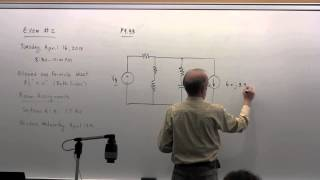 EGGN 281 Lecture 32 - Steady State AC Sinusoidal Analysis (Part 1)