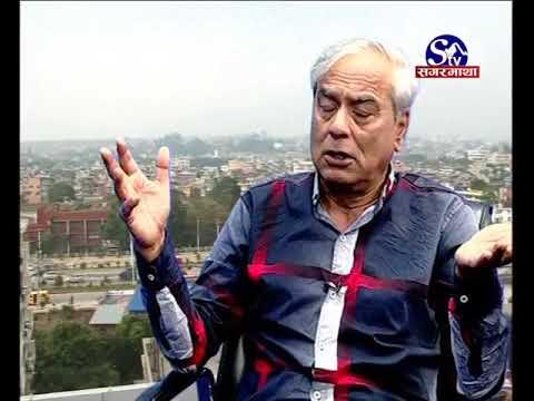 STV Chat with Krishna Murari Gautam