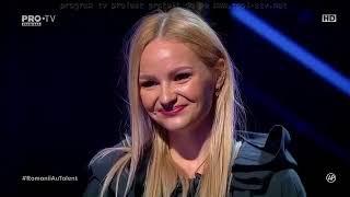 ROMANII AU TALENT 2018 - Amelia Uzun si Ana Cernicova Part 2