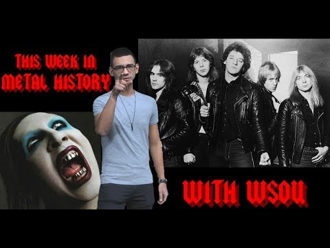 This Week in Metal History with WSOU, January 28, 2019 | MetalSucks
