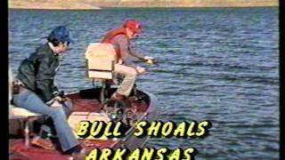 Championship Fishing with Virgil Ward and Dan Galusha on Bull Shoals Lake