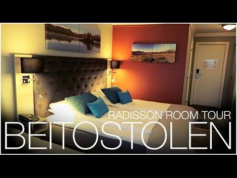 NORWAY BEITOSTOLEN RADISSON HOTEL ROOM TOUR  |  twoplustwocrew