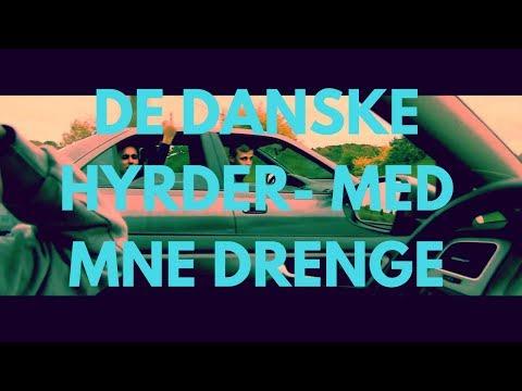 Danske Hyrder - Med Mine Drenge (Lyrics)