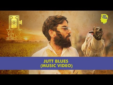 Jutt Blues (Music Video): Shamoon Ismail | Greyhound Racing In Punjab | 101 Video Yatra