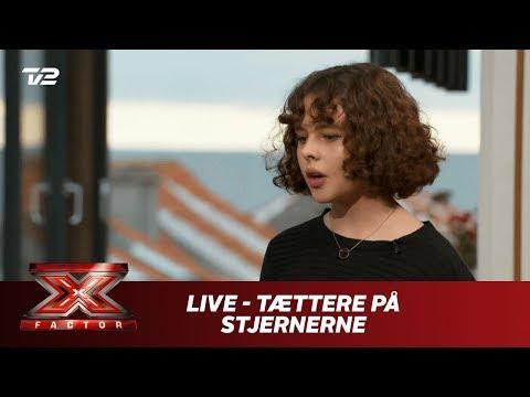 Live synger 'Tættere på stjernerne' - Sys Bjerre (Bootcamp) | X Factor 2019 | TV 2
